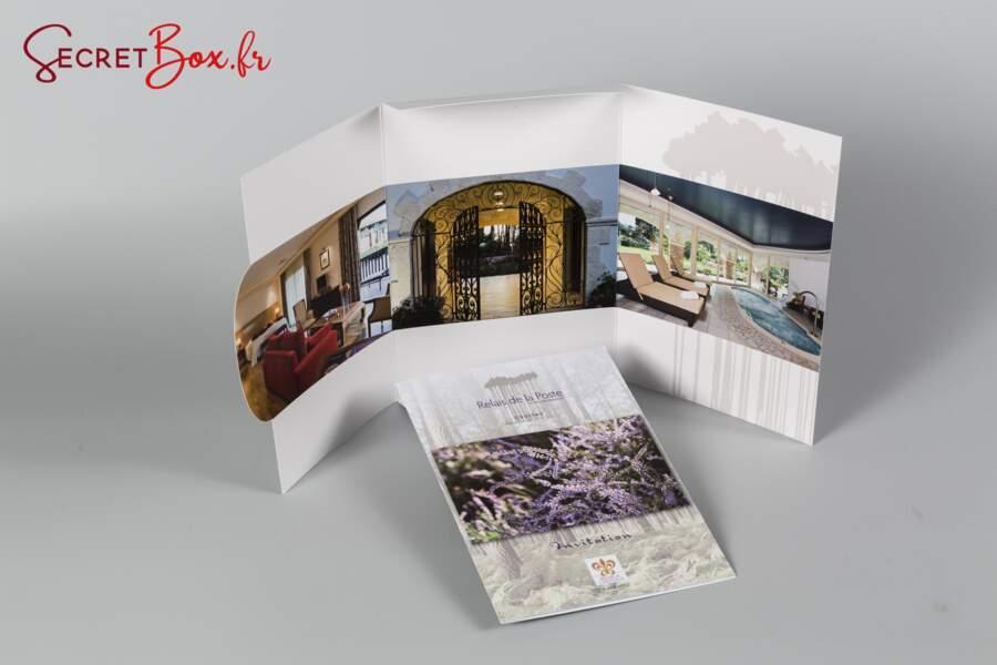 Coffret Cadeau pour 2 : Secret Box
