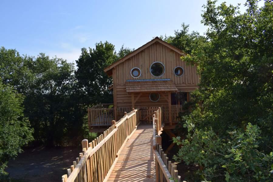 La Cabane Spa de Hauts Bois : Abracadaroom