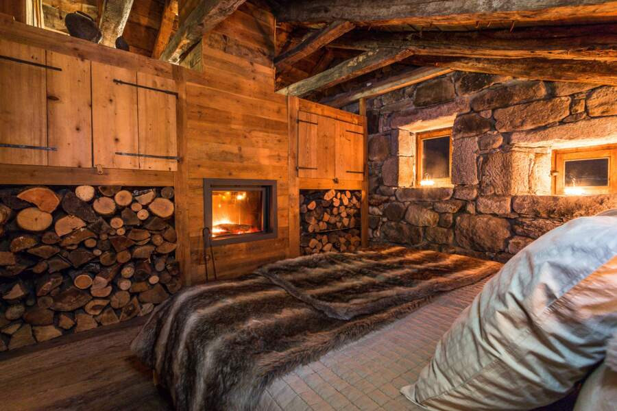 Refuge de luxe dans le Cantal : Casalino