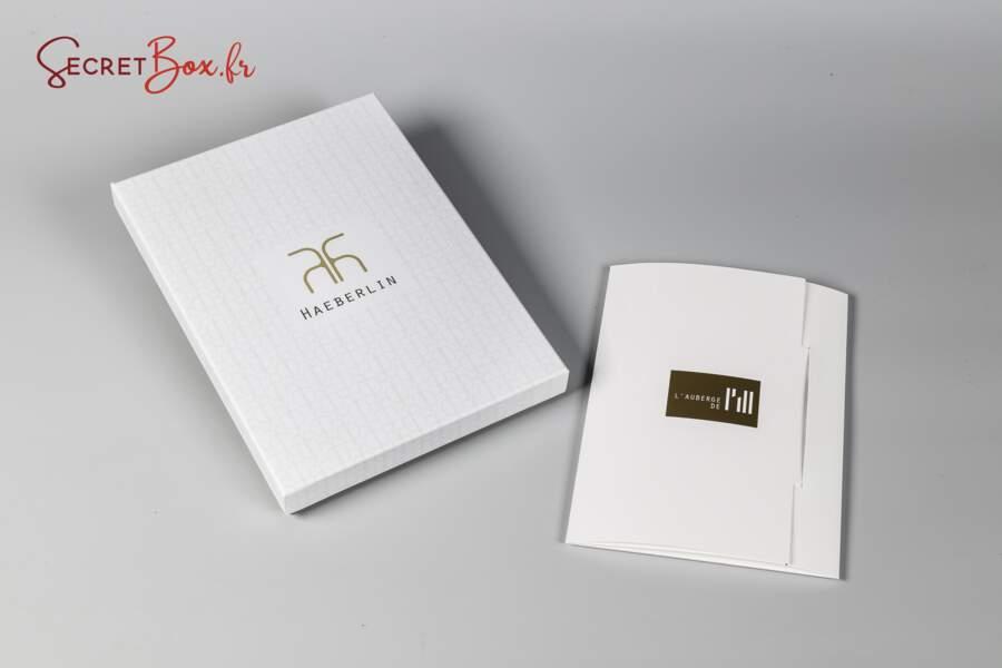 Évasion en France : Secret Box