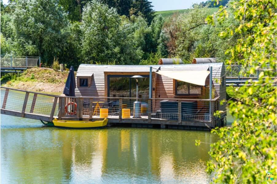 Les Clos, cabane en Bourgogne : Abracadaroom