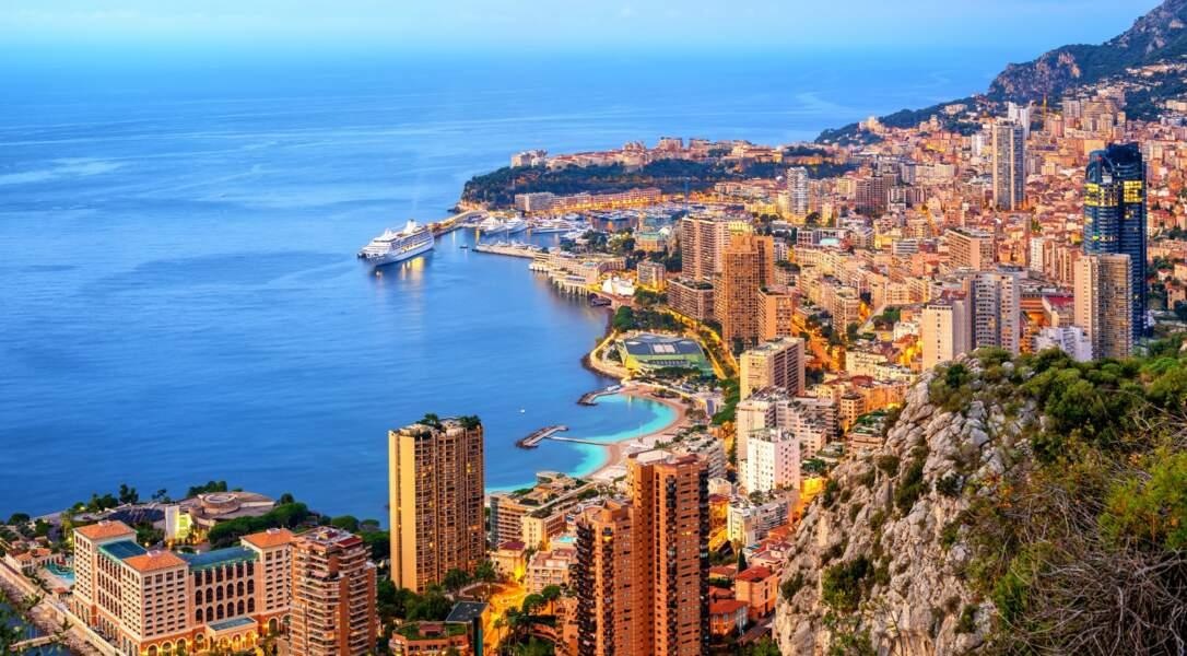 Escapade à Monte-Carlo : Bains de Mer
