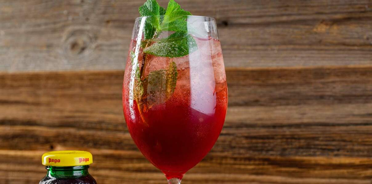 Mocktail From Italy