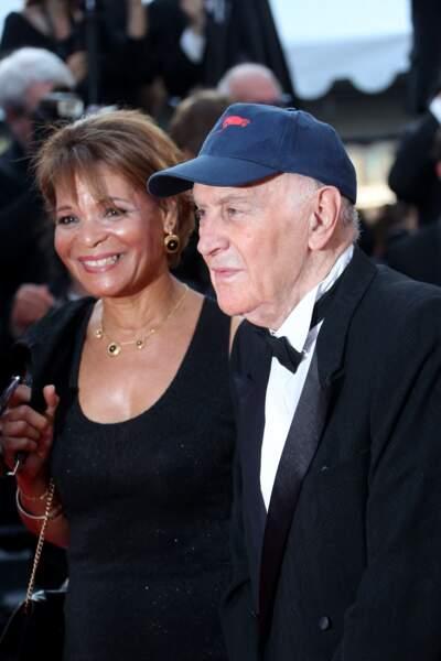Justine Poulin et Rémy Julienne à la cérémonie des César (2017)