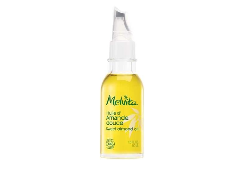 L'huile d'amande douce Melvita