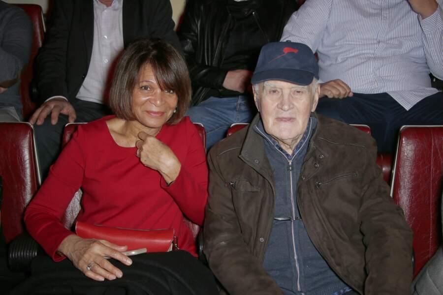 Justine Poulin et Rémy Julienne (février 2020)