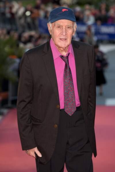 Rémy Julienne à la cérémonie des César (2017)