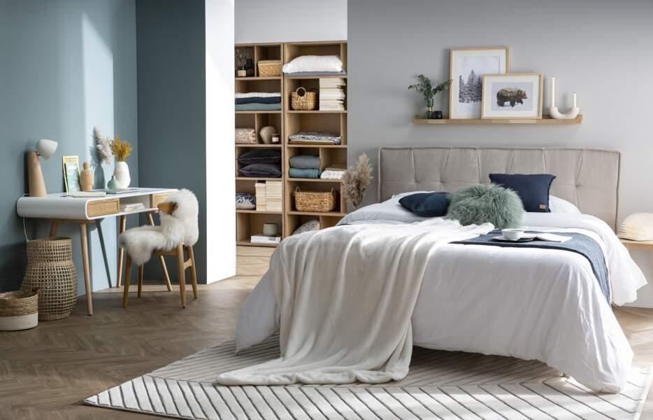 Chambre apaisante aux couleurs pastels - Miliboo