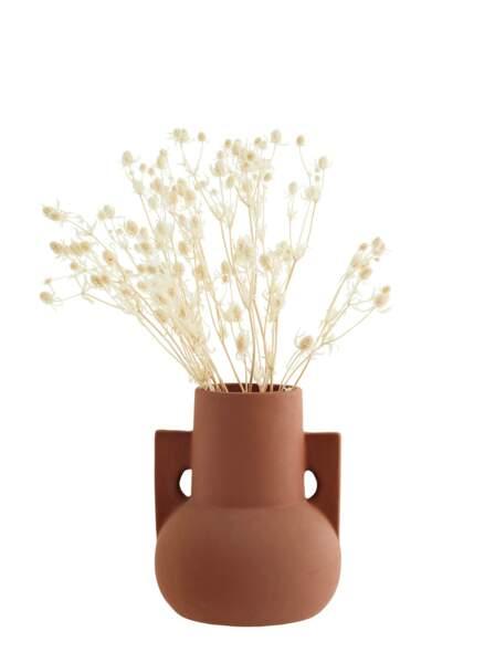 Vase en terracotta