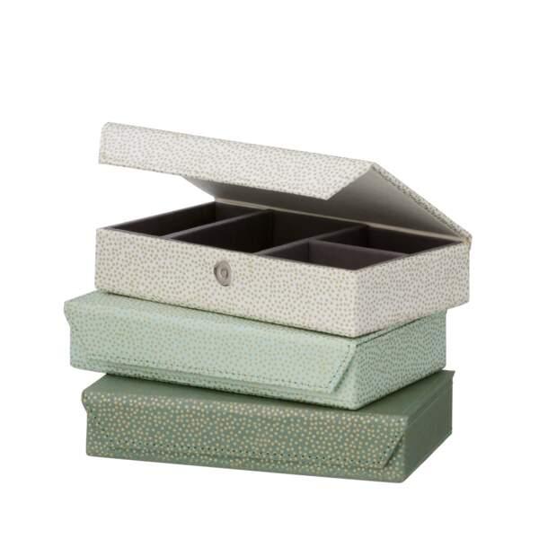 Boîtes en papier cartonné