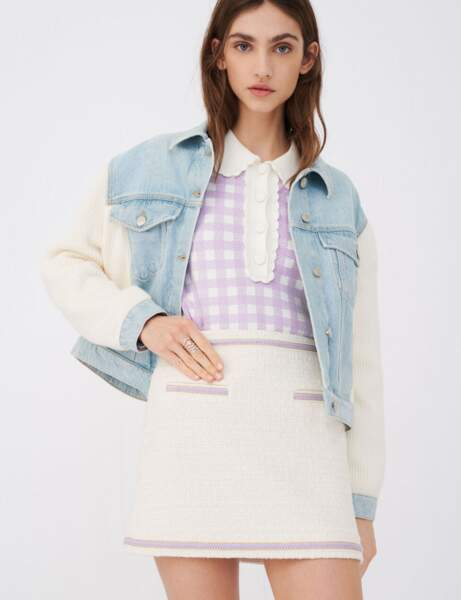 Tendance pastel : couture