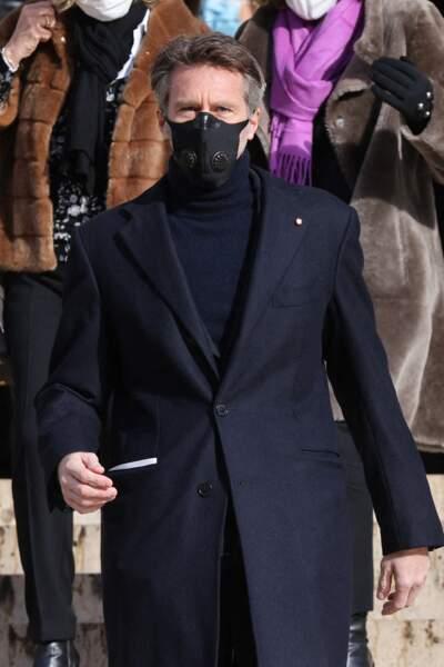 Le prince Emmanuel-Philibert de Savoie