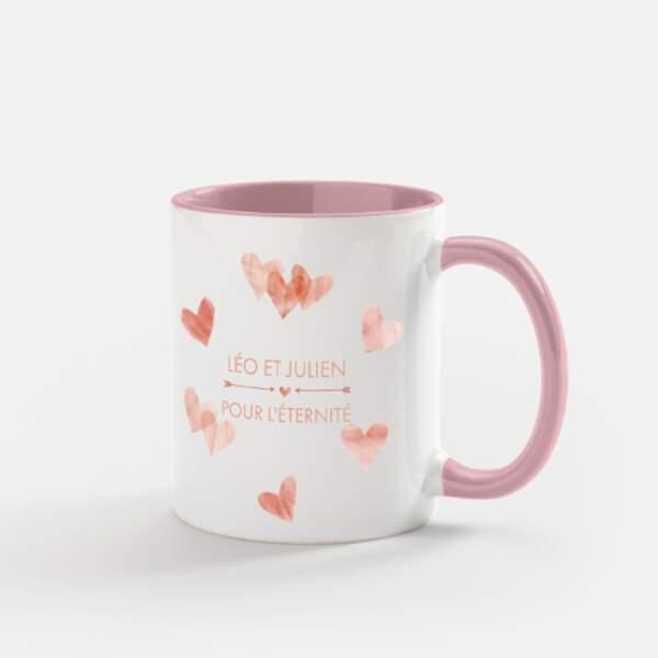 Mug personnalisé : Vistaprint