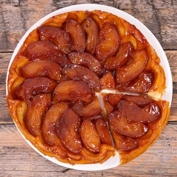 L'incroyable tarte Tatin de Christophe Michalak (et ses conseils pour la réussir)