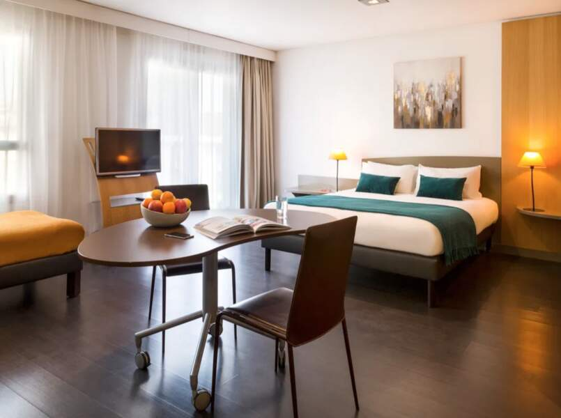 Aparthotel Adagio Annecy Centre