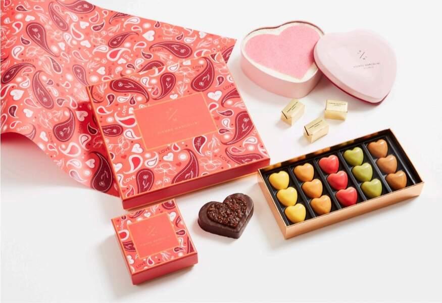 Coffrets chocolat : Pierre Marcolini