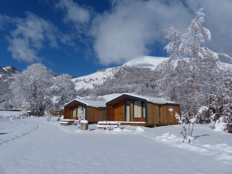 Chalet Azun Nature 3* Hautes-Pyrénées : Vaovert
