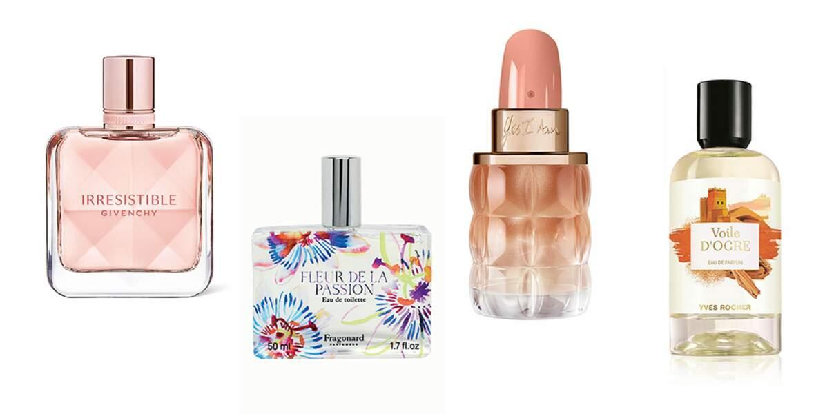 Parfums : 18 fragrances à adopter au printemps-été