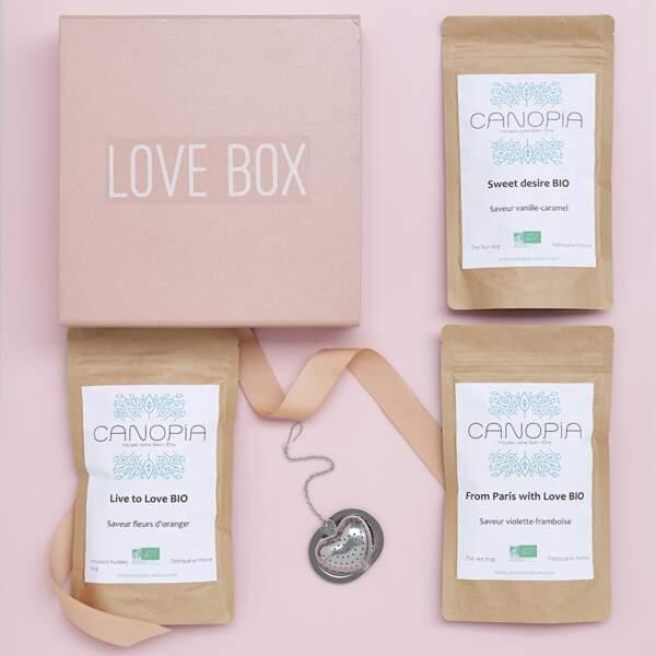 Love Box : Canopia