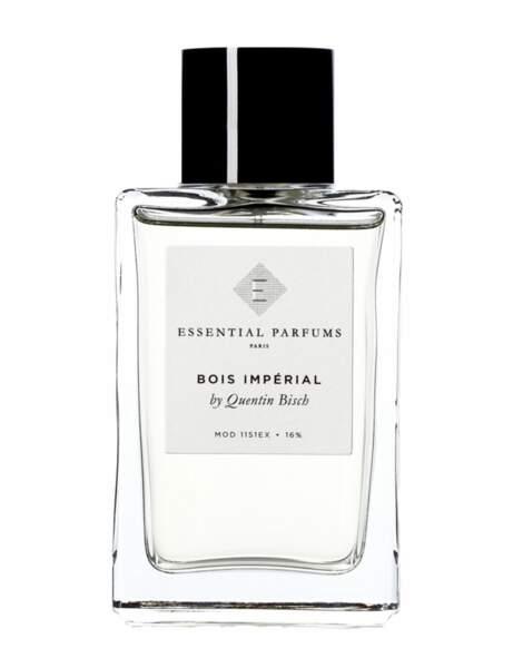 Bois Impérial d'Essential Parfums