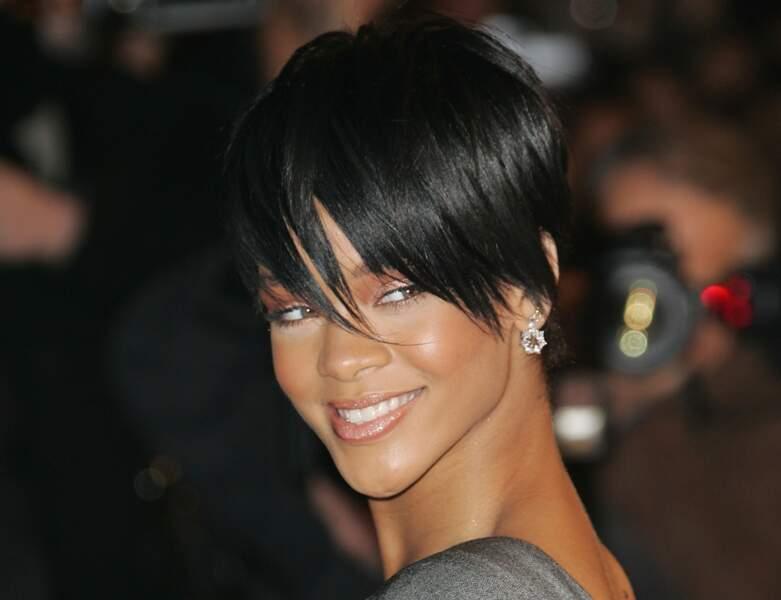 La coupe boule de Rihanna