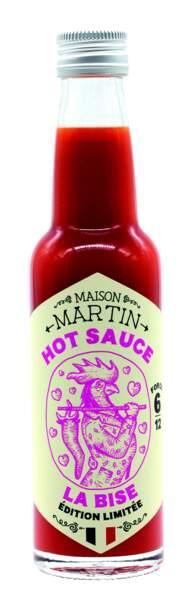 Sauce La bise : Maison Martin