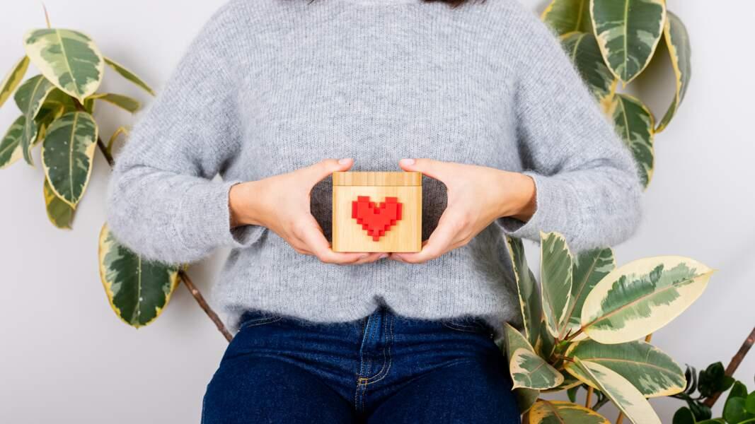 Lettre d'amour connectée : Lovebox