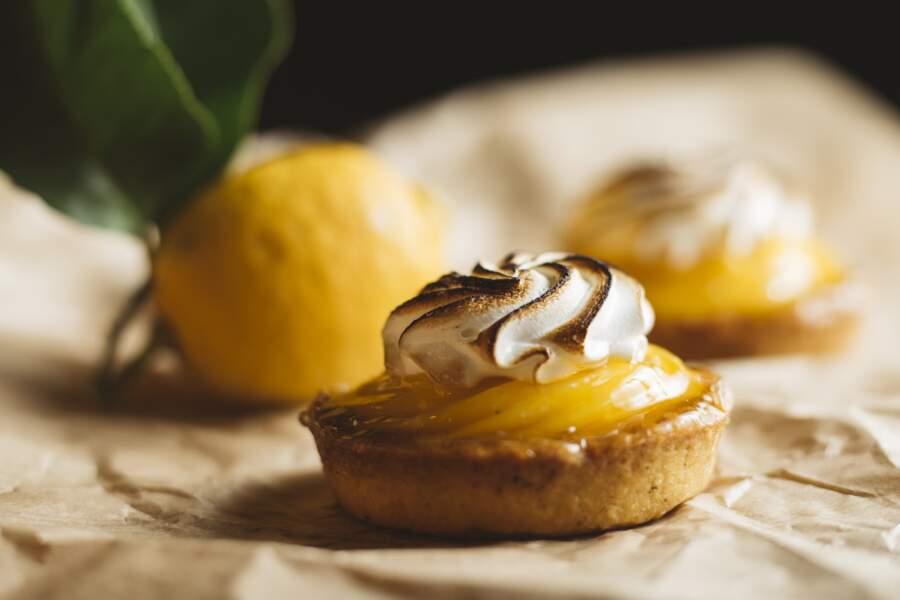 La recette de tarte au citron meringuée de Philippe Conticini
