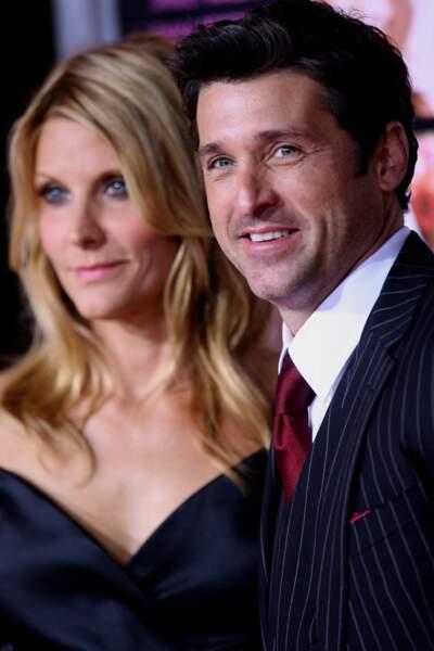 Patrick Dempsey et son épouse Jillian Fink