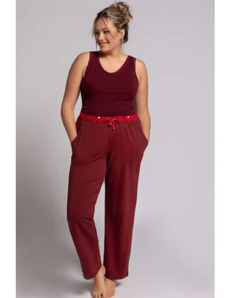 Mode ronde : le pyjama de jour