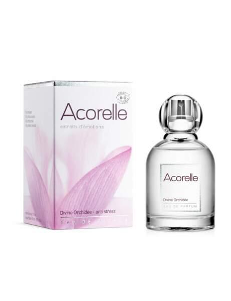 Le parfum apaisant Acorelle