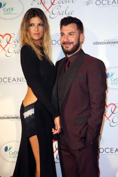 Michaël Youn et son épouse Isabelle Funaro