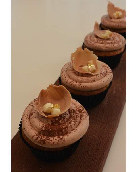 Mardi gras : la délicieuse recette des cupcakes banane chocolat de Christophe Michalak