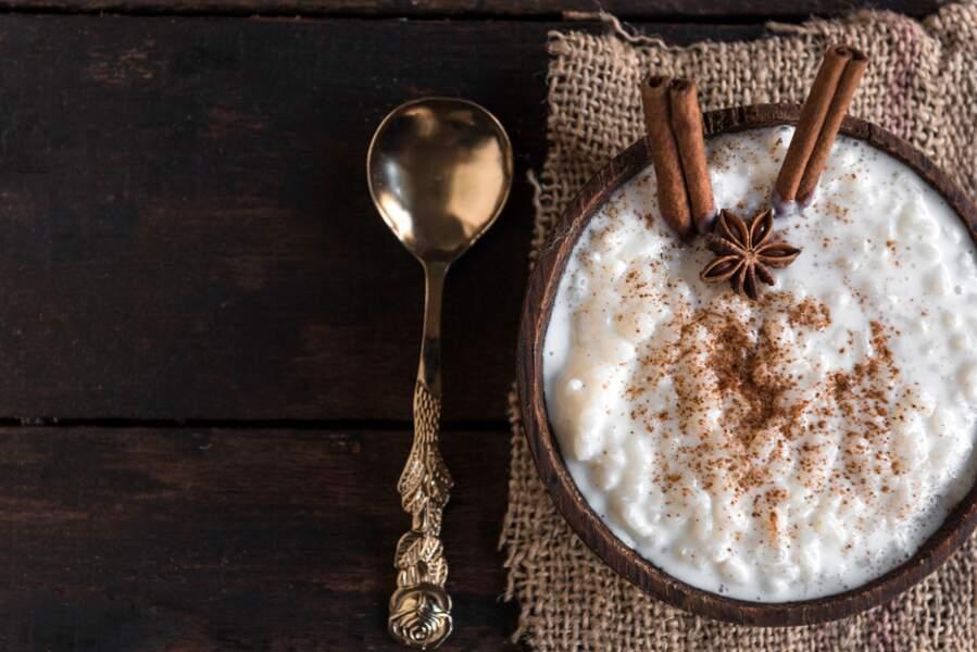 Cyril Lignac dévoile toutes ses astuces pour obtenir un riz au lait bien crémeux