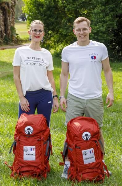 Le couple, originaire du Pas-de-Calais, dans les Hauts-de-France, est complètement fusionnel.