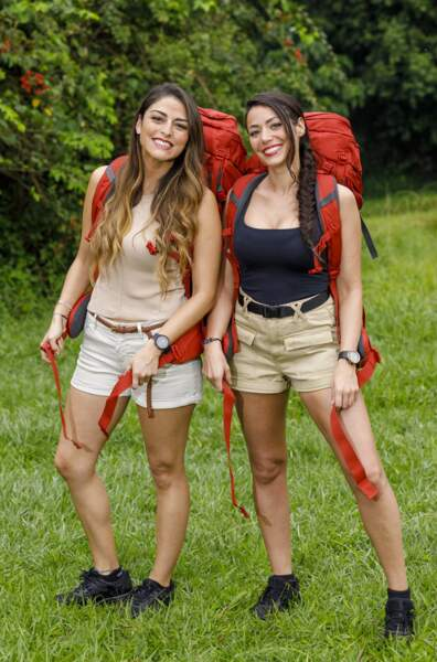 Rose-Marie, 32 ans, et Cinzia, 33 ans.