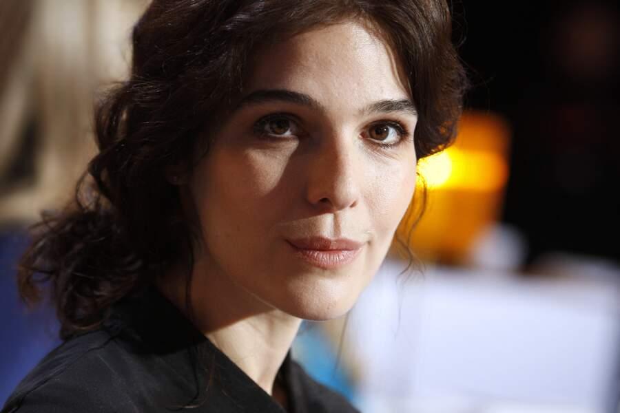Claire Castillon, ex de Patrick Poivre d'Arvor (2014)