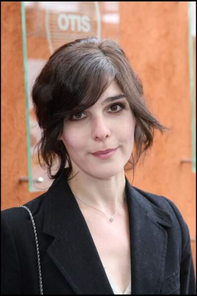 Claire Castillon, ex de Patrick Poivre d'Arvor (2010)