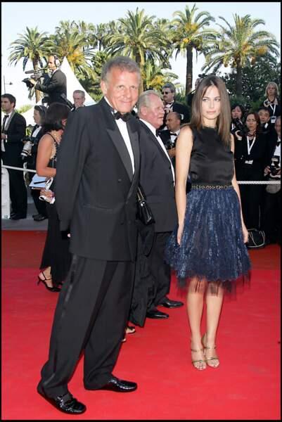 Patrick Poivre d'Arvor et Agathe Borne (2007)