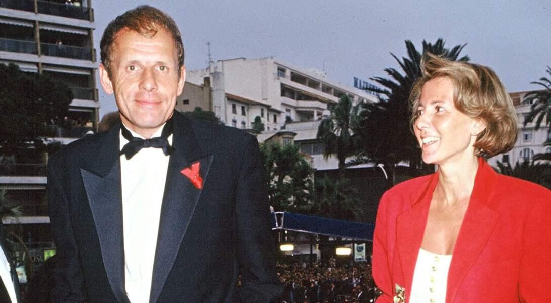 Patrick Poivre d'Arvor et Claire Chazal (1993)