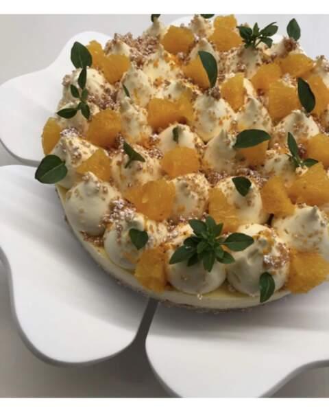 La délicieuse recette du cheesecake coco passion de Christophe Michalak