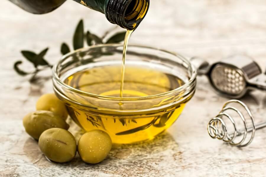 L'huile d'olive, de colza, de lin, de tournesol, de noisettes ou encore d'arachide