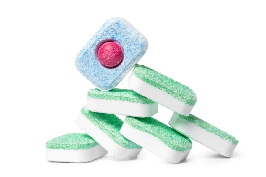 Pastilles lave-vaisselle : lesquelles sont les plus efficaces ?