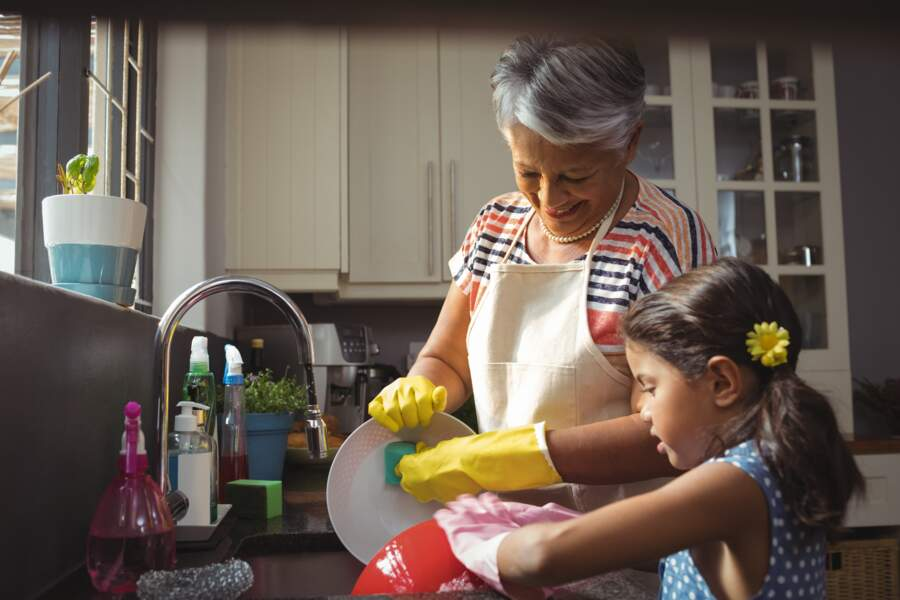 10 astuces de grands-mères pour nettoyer la maison