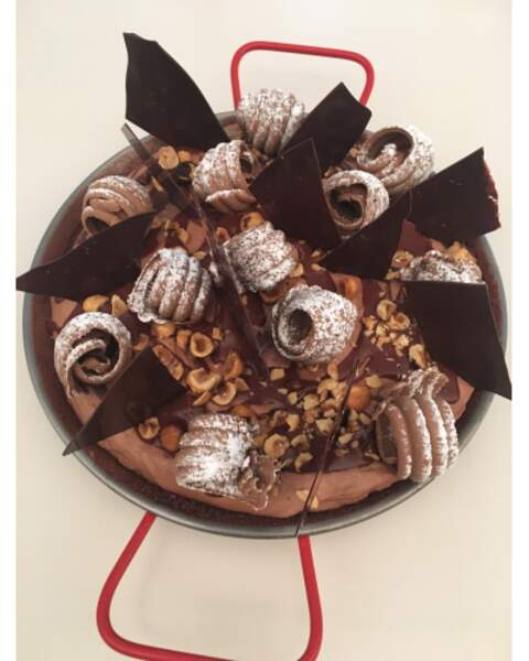 La recette de la mousse au chocolat inratable de Christophe Michalak