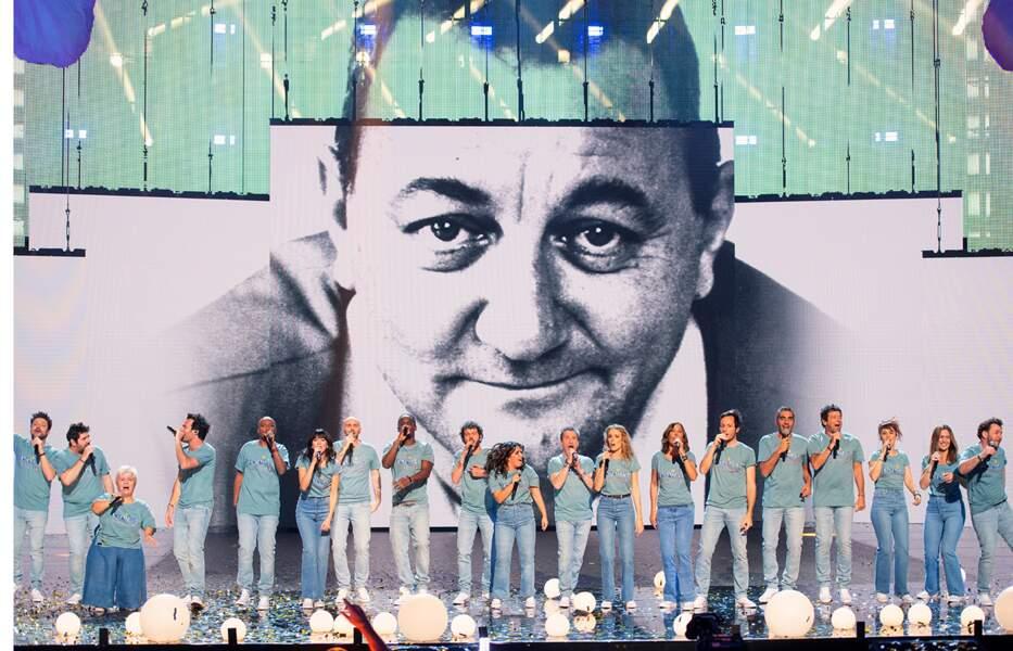 """Le spectacle des """"Enfoirés"""" est diffusé le vendredi 5 mars 2021, sur TF1, à 21h05."""