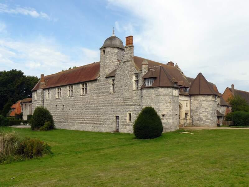 Le manoir d'Ango à Varengeville-sur-Mer