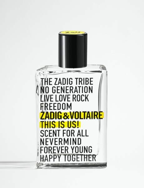 This Is Us de Zadig & Voltaire
