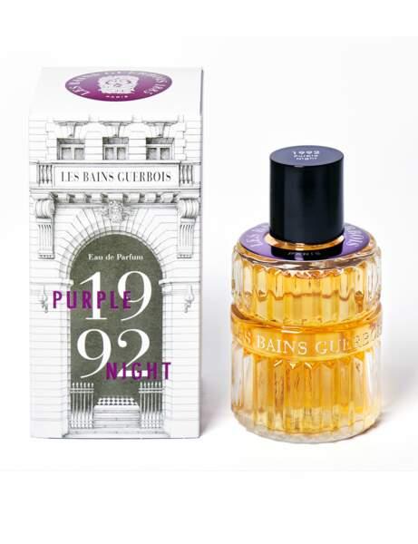 1992 Purple Night des Bains Guerbois
