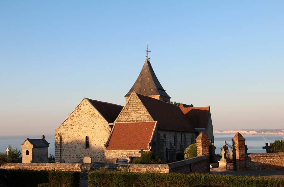 L'église Saint-Valéry et son cimetière marin à Varengeville-sur-Mer